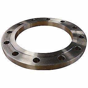 Image of   Plan flange 219,1mm. 12 bolthuller. PN16. EN1092-1/01-B1. P250GH