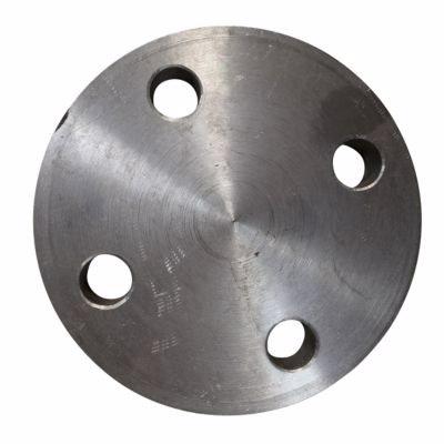 Image of   Blindflange 21,3 mm. 4 bolthuller. PN40. EN1092-1/05/B1 P355QH1