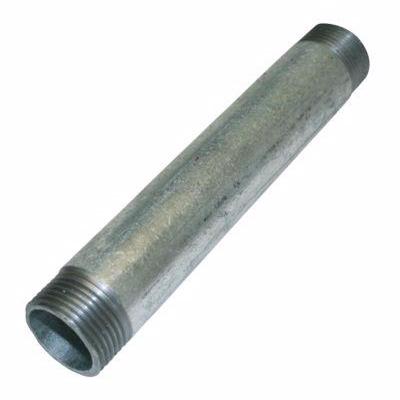 """Image of   Altech galvaniseret nippelrør 4"""" 100 mm"""
