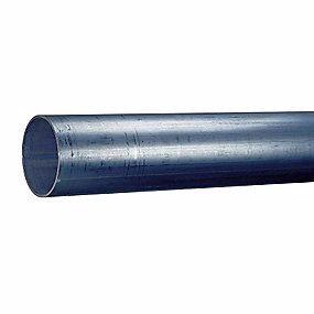 Image of   Hf-svejst stålrør 48,3 x 4,5 mm. EN 10220/10217-1 P235TR1