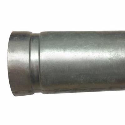 Image of   galv sv. rør DN25. 33,7x2,00mm P235TR1/EN 10217-1 /ASTM A 53/795 Rillede ender, FM godk.
