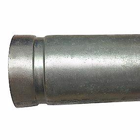 Image of   galv sv. rør DN125. 139,7x3,4mm P235TR1/EN 10217-1 /ASTM A 53/795 Rillede ender, FM godk.