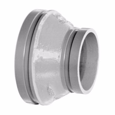 Image of   Atusa sprinkler reduktion DN125X100-139,7X114,3mm. Grooved. Galv.