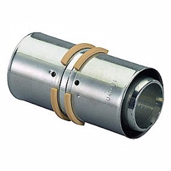 Uponor MLC presmuffe 50 x 50 mm