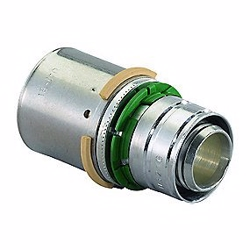 Uponor MLC presmuffe 50 x 40 mm