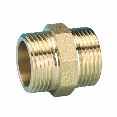 Image of   samlestykke 3/4-3/4 til 17mm omløbersæt til gulvvarmerør