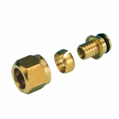 Image of   Omløbersæt 3/4x17mm til gulvvarmefordelerrør