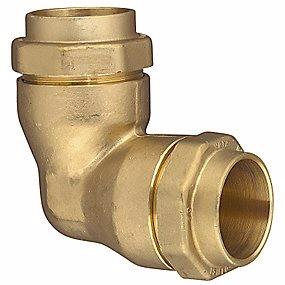 Image of   Isiflo vinkel 40 mm 90°