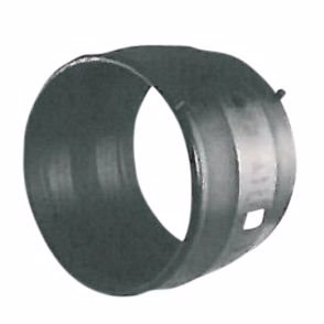 Image of   Uponor Iplast El-svejsemuffe 125 mm. SDR17.