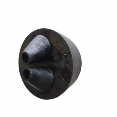 Image of   28+28/125 mm stænktætte passer til fjernvarmerør