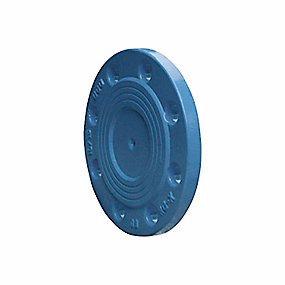 Image of   Hawle blindflange DN200. 200 mm. PN10. Duktiljern