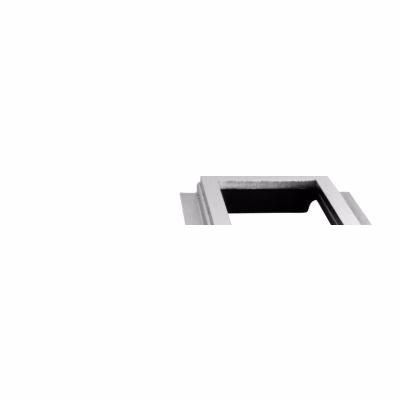Unidrain ramme HighLine Rustfri stål: L900mm B15mm til afløbsarmatur