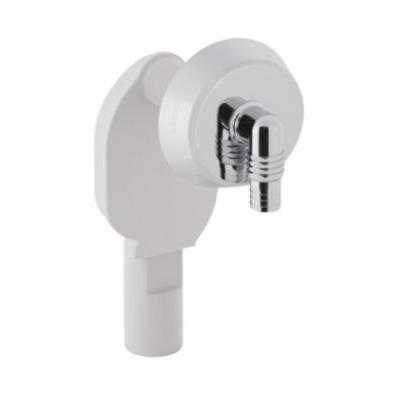 Billede af Geberit Uniflex indbygningsvandlås til vaske- og opvaskemaskine samt kondenstørretumbler, hvid 1