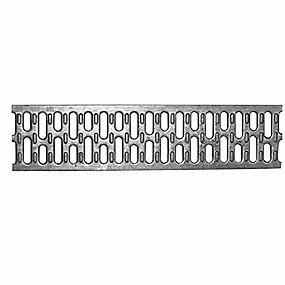 Image of   ACO V100 spalterist galv. stål 0,5 m, kl. C250