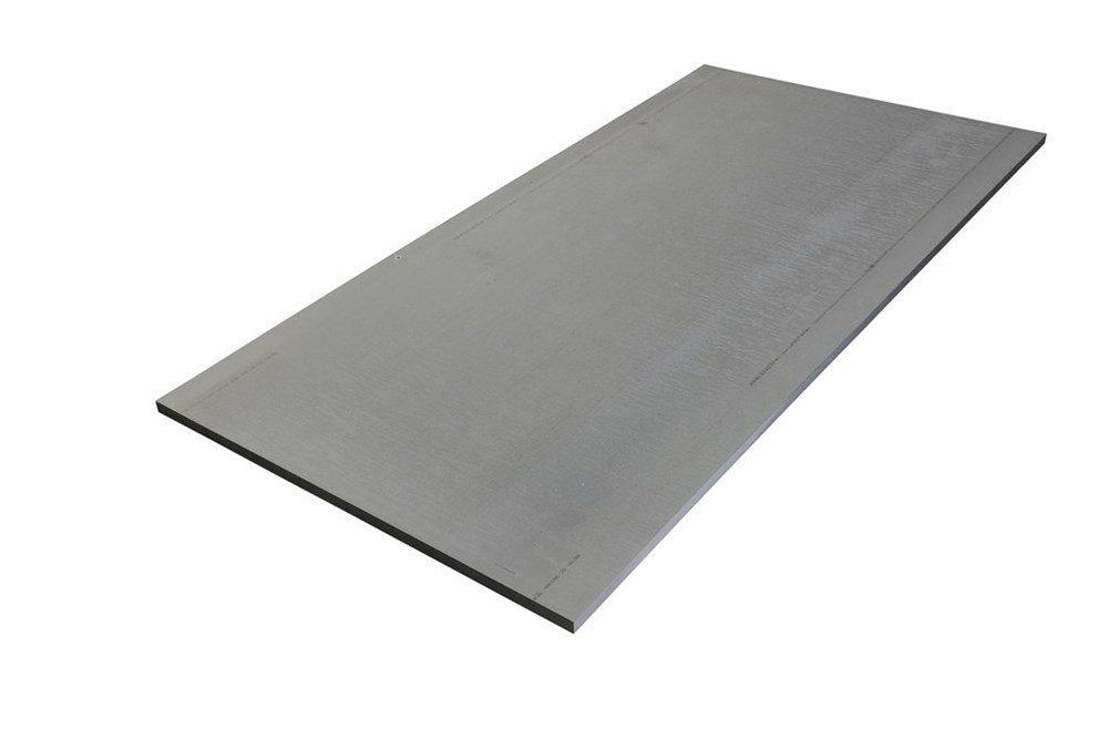 Rz Zinkplade 14 - 1000 x 2000 mm. 11,4 kg