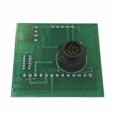 Image of   NBE Scotte motorprint NTC12ben Til brændere med modtryksføler monteret i bagplade