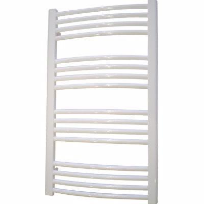 Image of   Kriss Round håndklædevarmer 860 x 450 mm. Hvid