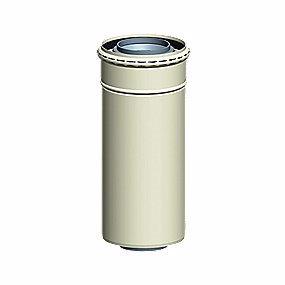 Image of   Koncentrisk overgangsrør til gaskedel 950 mm, 80/125