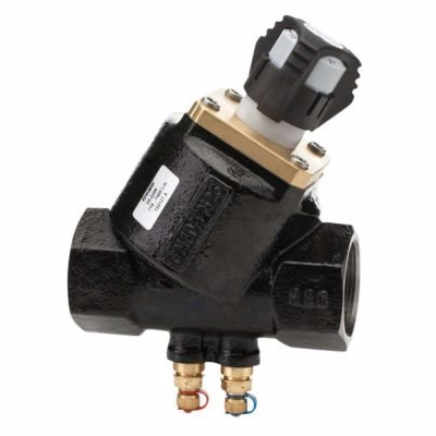 Image of   Frese SIGMA Compact Strengreguleringsventil DN40 muffe-muffe med pt plugs - flow omr 719-7400 l/h