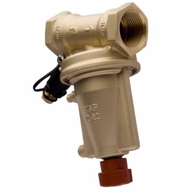 Image of   TA STAP differenstrykregulator DN15. 1/2''. 5-25 Kpa