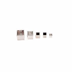 Image of   EGO reducer 27x22 mm firkant, højde 27mm