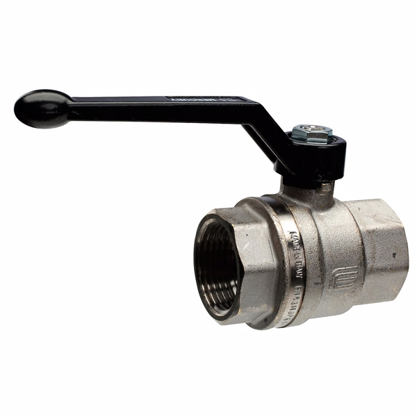 "Image of   Mercury TEA 1.1/4"" kugleventil. Muffe-muffe med håndtag"