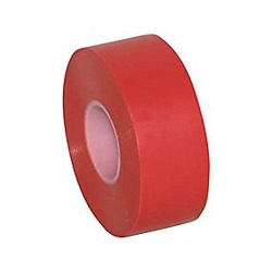 PVC Tape 0,145x25 mm Rød 20 meter