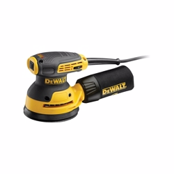 Dewalt 125mm excentersliber DWE6423 - 280W - perform/protect system