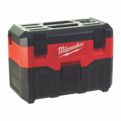 Image of   Milwaukee M18 VC2 Støvsuger 18V, HEPA filter 99,97%, u/batteri & lader