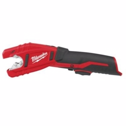 Milwaukee M12 PC-0 kobber rørskærer 12V, til 12-28mm kobberrør, u/batteri & lader
