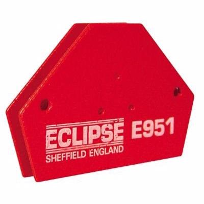 Image of   Eclipse svejsemagnet E951 100x65x12mm 30-45-60-75-90grader vinkel