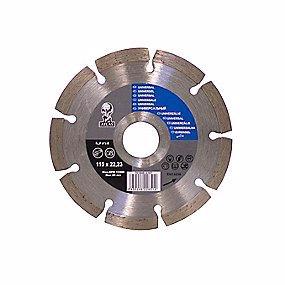 Diamantklinge 125x2,0x22,2 mm Atlas Universal