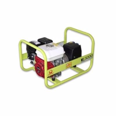 Image of   Pramac generator 5.5hk dk E3200 max 2kva benzin med dk stik