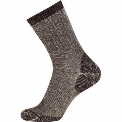 ProActive sokker str. 40-43 jbs outdoor wool sokker i frotté, varme regulerende- 2 pak