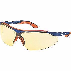 Uvex I-vo gul, sikkerhedsbriller