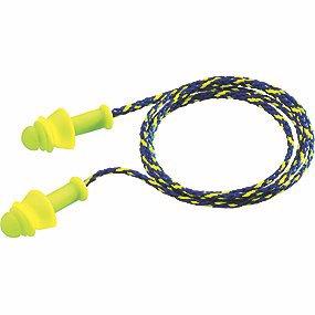 Image of   Uvex Whisper+ ørepropper med snor. 1 par stk.