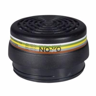 OX-ON filtersæt A1,B1,E1,K1,P3D filtre til anvendelse mod organiske dampe, sure gasser, ammoniak,