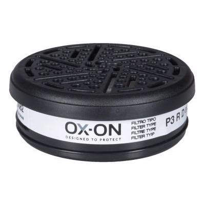OX-ON partikelfilter P3- Til halvmaske mod faste & væskeformige partikler. Pakke a 5 sæt