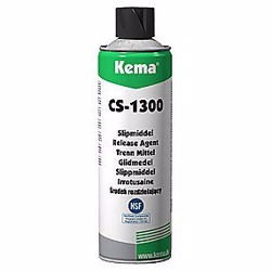 Kema Slipmiddel CS-1300 500ml spray UN 1950 Arosoler, Brandfarlige 2.1.