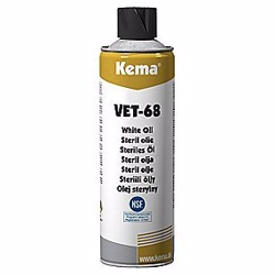 Kema steril olie VET-68 UN 1950 Arosoler, Brandfarlige 2.1. 500ml spray