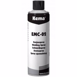 Kema svejsespray EMC-02 UN 1950 Arosoler, Brandfarlige 2.1 - 500 ml
