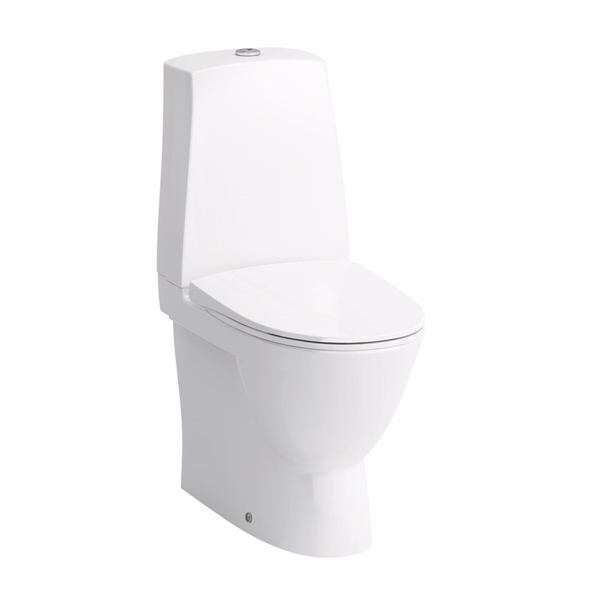 Image of   Laufen pro-n toilet LCC med p-lås, back to wall
