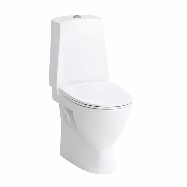 Image of   Laufen pro-n s-lås wc skjult s-lås, t/bolt, ekskl. multikvi