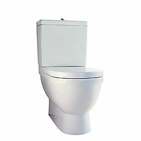 Image of   Duravit Starck 3 toilet med universallås. Nordisk variant uden cisterne og sæde. Inklusiv fastgŒ