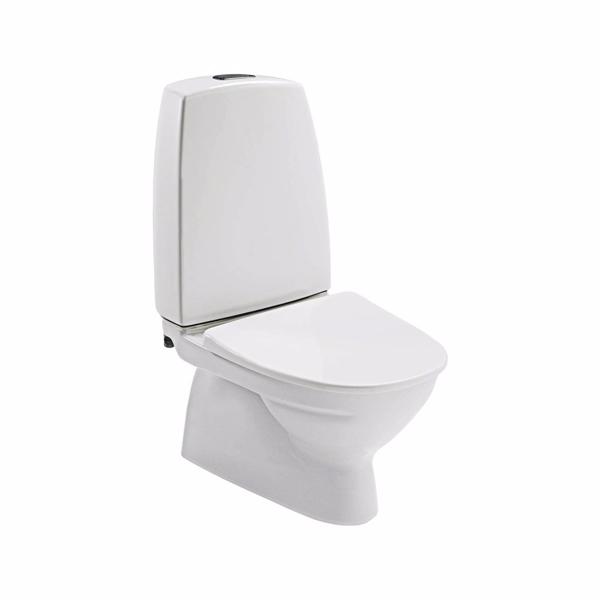 Image of   Ifö sign børnetoilet hvid clean inkl. toiletsæde