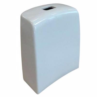 Image of   Ifö Spira cisternekappe af porcelæn