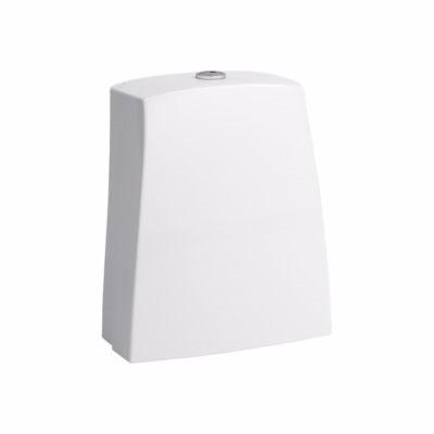 Image of   Laufen Pro-N cisterne helstøbt hvid porcelæn