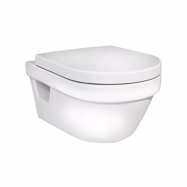 Image of   GB Hygienic Flush WC m.sæde GBG Hygienic Flush inklusiv sæde og åben