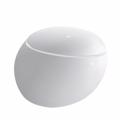 Image of   Laufen Alessi hængeskål 58,5 cm design skål, rimless, easyfit husk sæde 615510000
