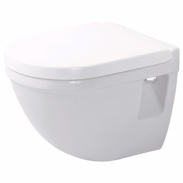 Image of   Duravit Starck 3 toilet Compact WG t-væg. fremspring 475 mm